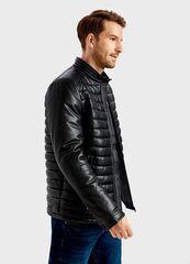 Верхняя одежда мужская O'stin Куртка из искусственной кожи MJ6T7F-99