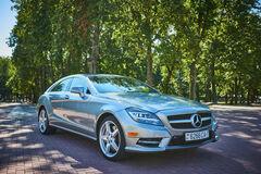 Прокат авто Прокат авто Mercedes-Benz CLS 550