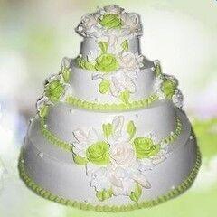 Торт Милано Свадебный торт №9