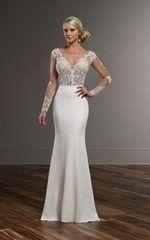 Свадебное платье напрокат Essense of Australia Платье свадебное Blake Sanja
