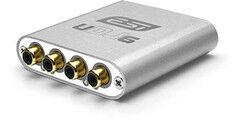 Музыкальный инструмент ESI Звуковая карта EgoSys USB UDJ6
