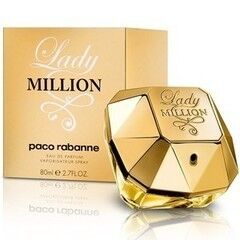 Парфюмерия Paco Rabanne Парфюмированная вода Lady Million, 80 мл