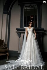 Свадебный салон Sali Bridal Свадебное платье 814