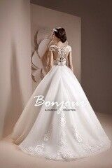 Свадебный салон Bonjour Свадебное платье «Mia» из коллекции ALLEGRESSE 2017