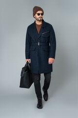 Верхняя одежда мужская Etelier Пальто мужское утепленное 6М-9524-1