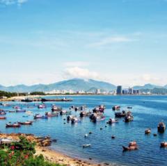 Туристическое агентство Мастер ВГ тур Пляжный aвиатур во Вьетнам, Нячанг, Calm Seas Hotel 3*