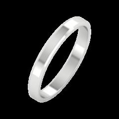 Ювелирный салон ZORKA Обручальное кольцо 143022/W