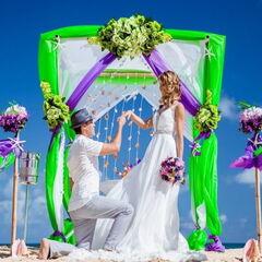 Туристическое агентство EcoTravel Свадебный тур в Доминиканскую республику (фотограф + символическая церемония)