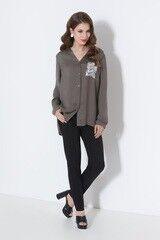 Кофта, блузка, футболка женская Elema Блузка женская Т-7917