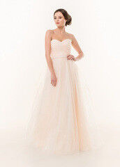 Свадебный салон UNONA Свадебное платье 0417 из коллекции CORAL