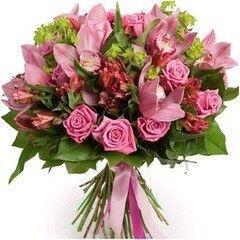 Магазин цветов LION Букет «Олимп»