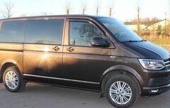 Прокат авто Аренда микроавтобуса Volkswagen Caravelle T6 2016