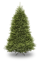 Елка и украшение National Tree Company Ель искусственная «Dunhill», 2.13 м