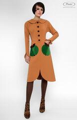Платье женское Pintel™ Приталенное миди-платье Palisha