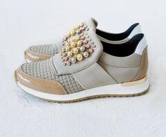 Обувь женская Baldinini Кроссовки женские 4