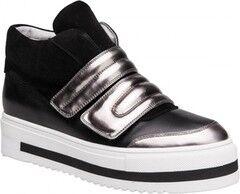 Обувь женская Ekonika 2 Полуботинки женские 1065-23 black
