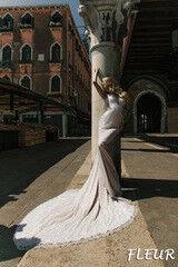 Свадебный салон Bonjour Свадебное платье Fleur из коллекции La Douceur