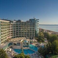 Туристическое агентство VIP TOURS Пляжный aвиатур в Болгарию, Золотые Пески, Marina Grand Beach 4*