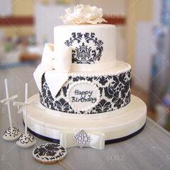 Торт Sole Праздничный торт №23
