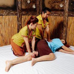 Магазин подарочных сертификатов Тайская SPA-деревня Baunty «Прикосновение Будды» 2,5 часа