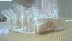 Свадебный аксессуар Bliss Свадебная подвязка Lace 4