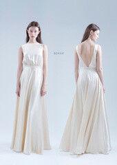 Свадебный салон UNONA Свадебное платье «Бекки» из коллекции JADE 2016