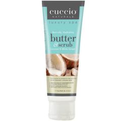 Уход за телом Cuccio Naturale Масло-скраб «Кокос и Белый имбирь»