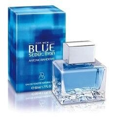Парфюмерия Antonio Banderas Туалетная вода Blue Seduction Men, 100 МЛ