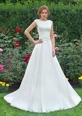 Свадебное платье напрокат Destiny Collection Плaтье свадебное 1614