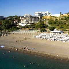 Туристическое агентство EcoTravel Пляжный авиатур в Турцию, Аланья, Laguna Beach Alya Resort & SPA Hotel 5*