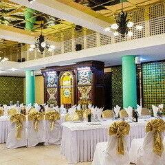 Ресторан и кафе на Новый год Планета Зал «Керамический» + «Зеленый»