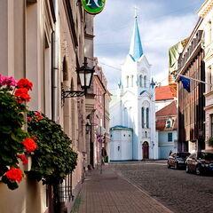 Туристическое агентство Боншанс Экскурсионный тур «Таллин - Стокгольм - Таллин - Рига»