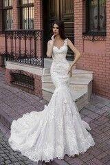 Свадебный салон Pollardi Платье свадебное Devlet