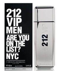 Парфюмерия Carolina Herrera Туалетная вода 212 VIP Men, 30 мл