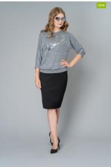 Кофта, блузка, футболка женская Elema Блузка женская 2К-69903-1
