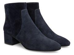 Обувь женская Ekonika Ботильоны EN1185-27 blue night-18Z