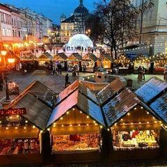 Туристическое агентство Сэвэн Трэвел Экскурсионный автобусный тур «Новый год 2020 во Львове» 5 экскурсий, 2 дегустации, шоппинг включены!