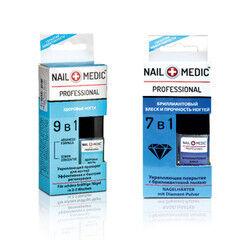 Декоративная косметика Nail Medic Средство для ухода за ногтями, 12 мл