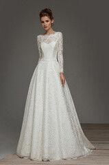 Свадебное платье напрокат Edelweis Платье свадебное «Larnaca»