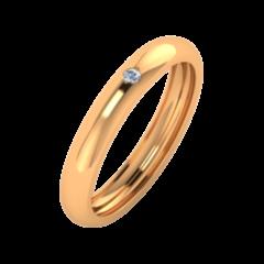 Ювелирный салон ZORKA Обручальное кольцо 153048