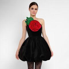 Платье женское Pintel™ Асимметричное платье на одно плечо Ranya