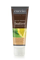 Уход за телом Cuccio Naturale Увлажняющее масло-крем «Белая лиметта и Алоэ Вера»