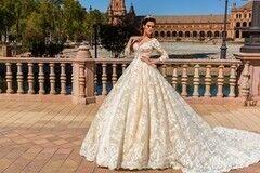 Свадебный салон Crystal Платье свадебное Amelia