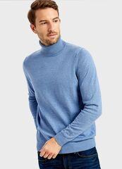 Кофта, рубашка, футболка мужская O'stin Джемпер с высокой горловиной MK6T72-62