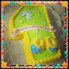 Торт МЕГАТОРТ Торт «Единичка»