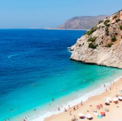 Туристическое агентство Мастер ВГ тур Пляжный aвиатур в Турцию, Аланья, Hotel Magnolia 4*