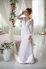 Свадебное платье напрокат ALIZA Платье свадебное Rose