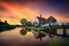 Туристическое агентство Сэвэн Трэвел В Голландию с комфортом