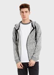 Кофта, рубашка, футболка мужская O'stin Базовая толстовка на молнии MT7S32-92