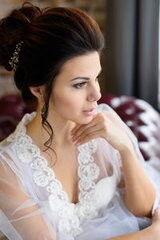 Свадебный аксессуар ALIZA Пеньюар Rosso
